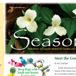 Check out the most recent issue of the Seasons newsletter!