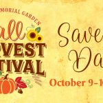 Save the Date: Fall Festival 2021